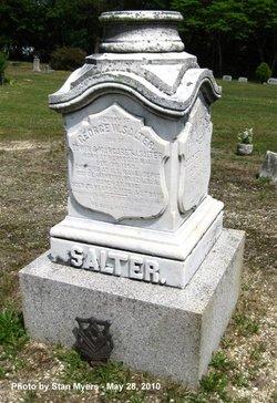 Margaret J. <i>Bodine</i> Salter