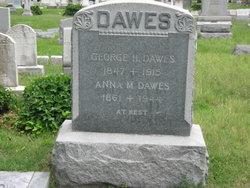 Anna Maria <i>Keeling</i> Dawes