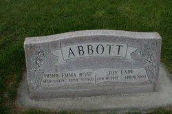Joy Earl Abbott