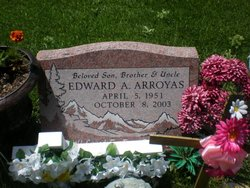 Edward A Arroyas