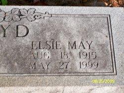 Elsie May <i>Wallace</i> Loyd