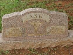 Annie B <i>Williams</i> Ash