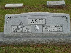 Wilma <i>Newman</i> Ash