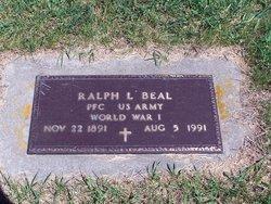 Ralph LeRoy Beal