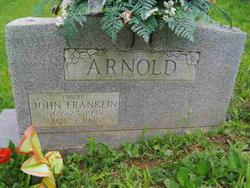 John Franklin Frankie Arnold