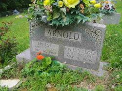 Mrs Evelyn <i>Leger</i> Arnold