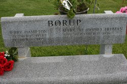 Jerry Hamilton Borup