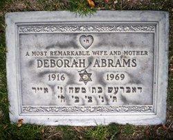 Deborah Abrams