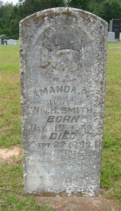 Amanda Pauline <i>Williams</i> Smith