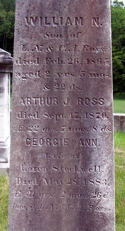 Georgie Ann Ross