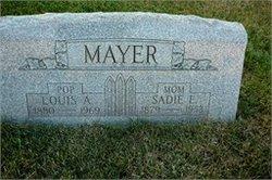 Sadie <i>Tedrow</i> Mayer