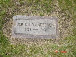 Berton D. Anderson