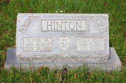 Claude W. Hinton