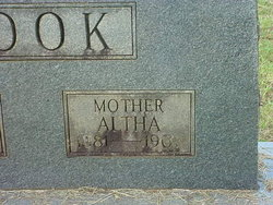 Altha Cook