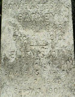 Samuel Stebbins Barney