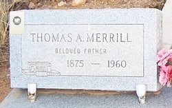 Thomas Allen Merrill, Sr