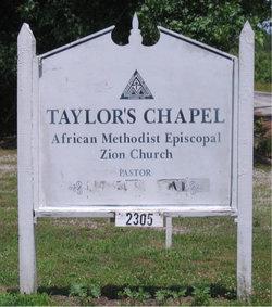 Taylor's Chapel AME Zion Church