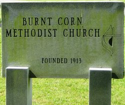 Burnt Corn Methodist Cemetery