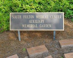 South Fulton Medical Center Aux. Memorial Garden