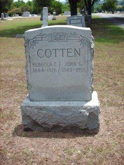 John Gabriel Cotten