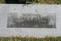 Anna Emma Brann