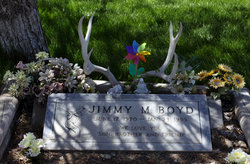 Jimmy M. Boyd
