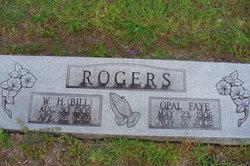 William H Rogers