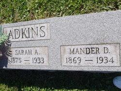 David Alamander <i>(Mander)</i> Adkins