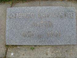 Lorenzo Lafayette Hatch