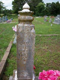 Thomas Jefferson Wharton, II