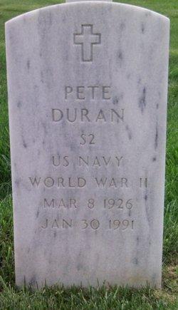 Pete Duran