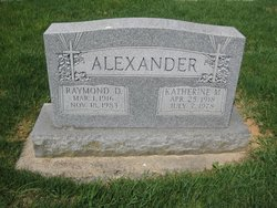 Raymond D. Alexander