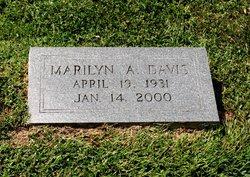 Marilyn Ann <i>Eder</i> Davis