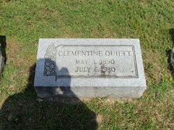 Clementine <i>McGrew</i> Quiett