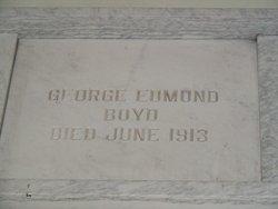 George Edmund Boyd