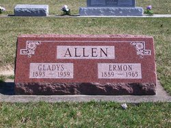 Gladys Ann <i>Paschall</i> Allen