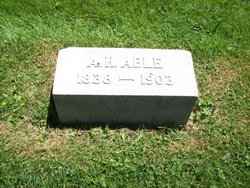Augustus H. Able