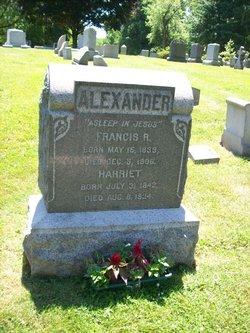 Pvt Francis R. Alexander