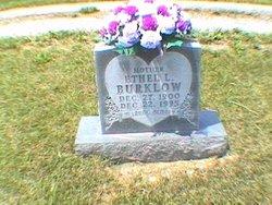 Ethel L <i>Ledbetter</i> Burklow