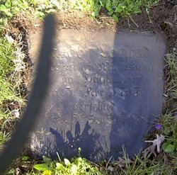 Pvt Jacob Conrad Revolutionary War Veteran tombstone
