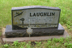 Esther L <i>Leikam</i> Laughlin