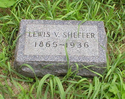 Lewis Vachel Sheffer