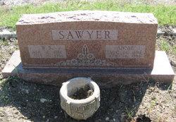 Annie <i>Herbelin</i> Sawyer