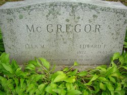 Ella M. <i>Puls</i> McGregor