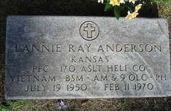 Lannie Ray Anderson