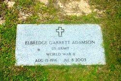 Elbredge Garrett Adamson