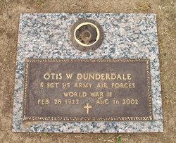 Otis W. Dunderdale