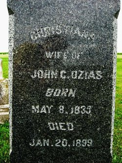 Christiana <i>Potterf</i> Ozias