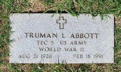 Truman L. Abbott