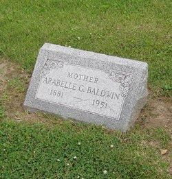 Arabelle G. <i>Fillingham</i> Baldwin